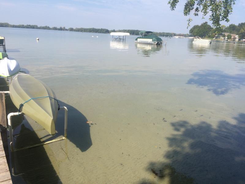 Gun Lake Cottage Rentals - #22 - Elmwood Beach -4BR 3 baths